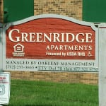 Greenridge Sign